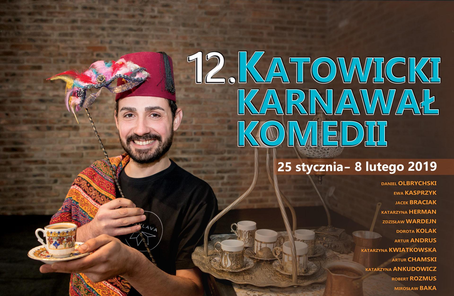 12. Katowicki Karnawał Komedii