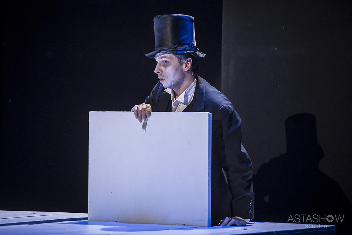 W poszukiwaniu miłości Jakob i leindental Teatr Tu i teraz (1)