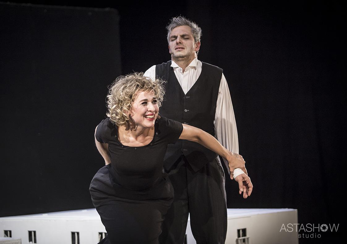 W poszukiwaniu miłości Jakob i leindental Teatr Tu i teraz (100)