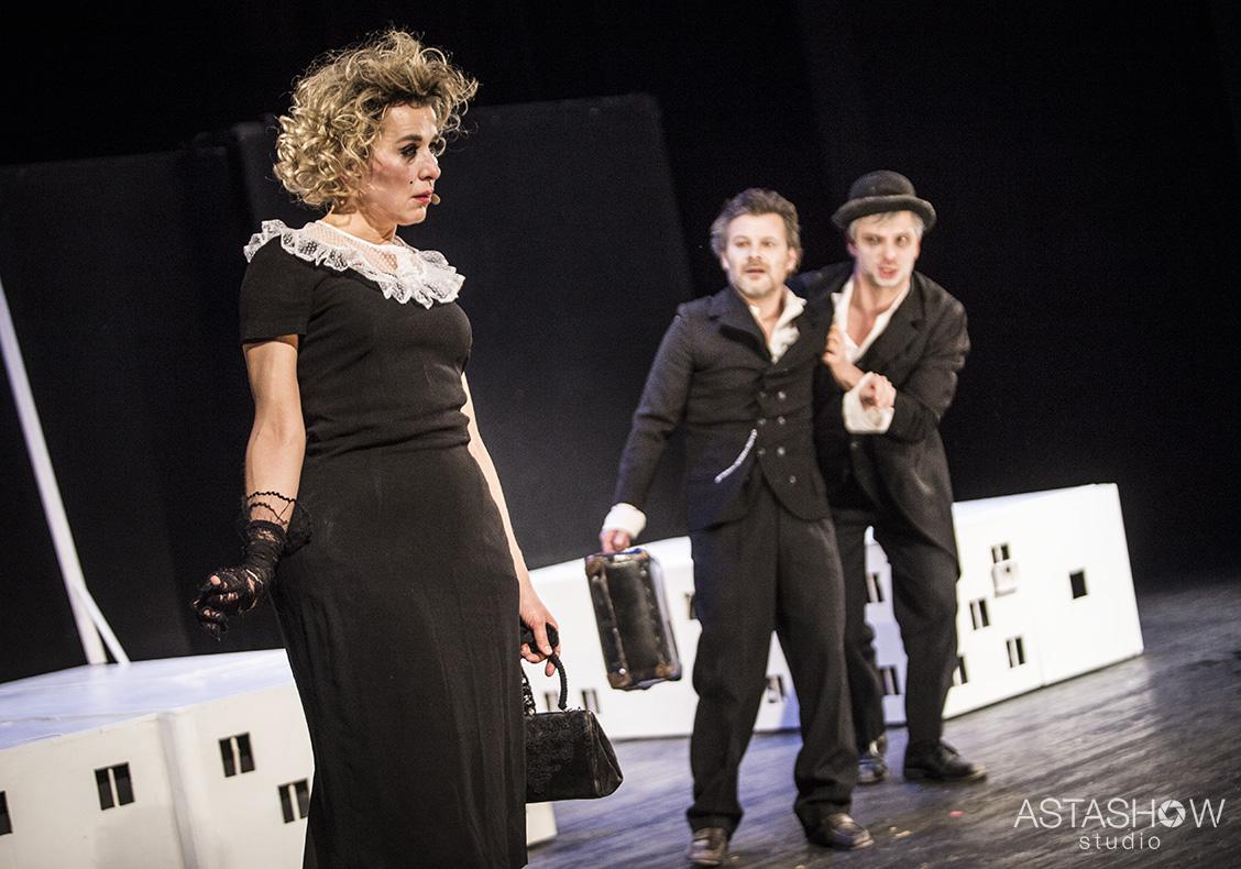 W poszukiwaniu miłości Jakob i leindental Teatr Tu i teraz (103)