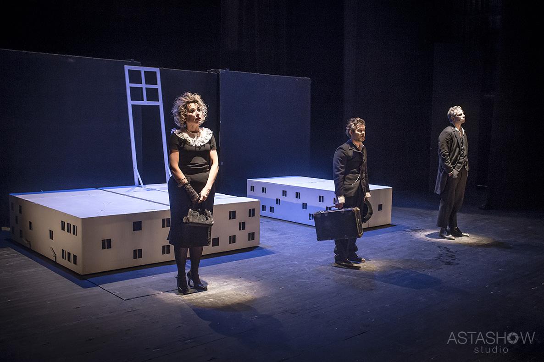 W poszukiwaniu miłości Jakob i leindental Teatr Tu i teraz (105b)