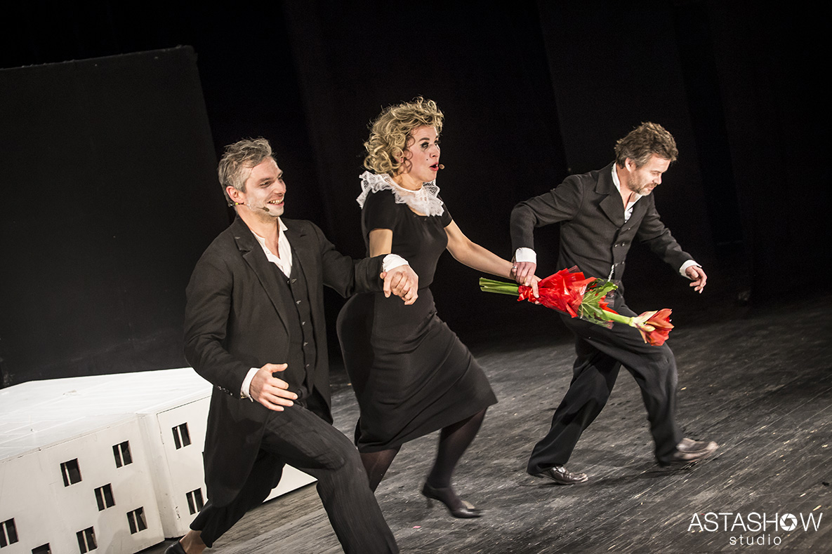 W poszukiwaniu miłości Jakob i leindental Teatr Tu i teraz (109)