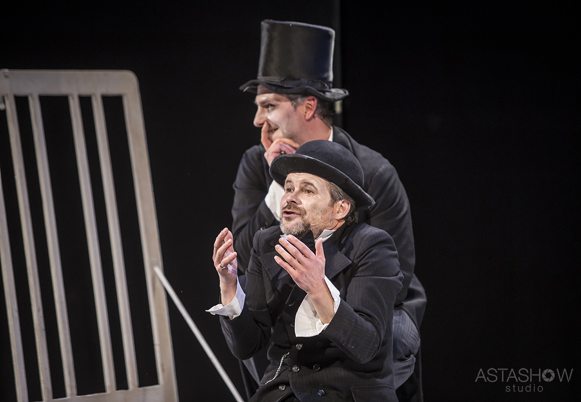 W poszukiwaniu miłości Jakob i leindental Teatr Tu i teraz (12)
