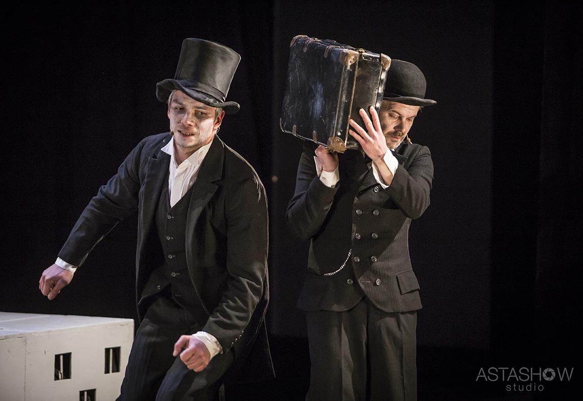 W poszukiwaniu miłości Jakob i leindental Teatr Tu i teraz (18)