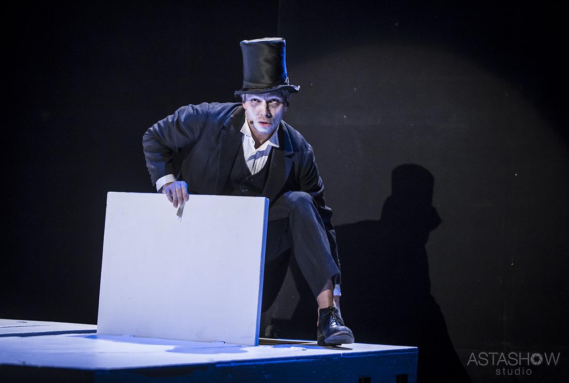 W poszukiwaniu miłości Jakob i leindental Teatr Tu i teraz (2)