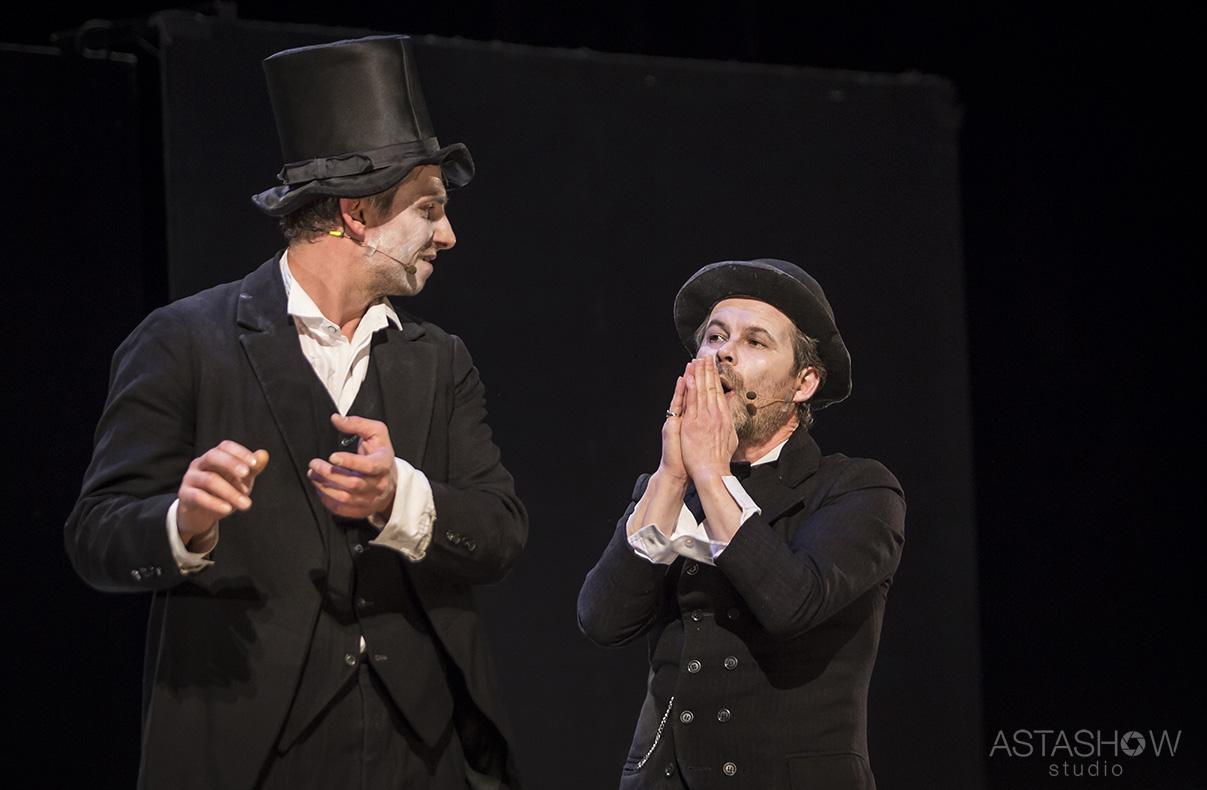 W poszukiwaniu miłości Jakob i leindental Teatr Tu i teraz (23)