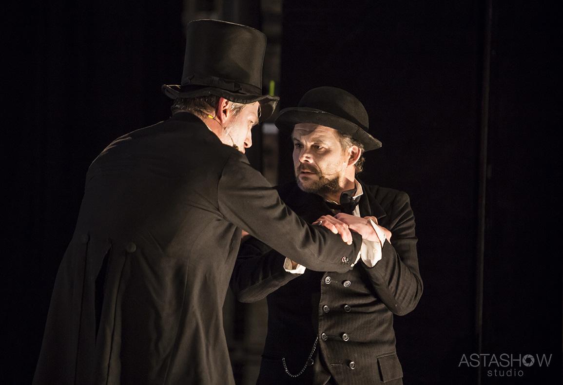 W poszukiwaniu miłości Jakob i leindental Teatr Tu i teraz (28)