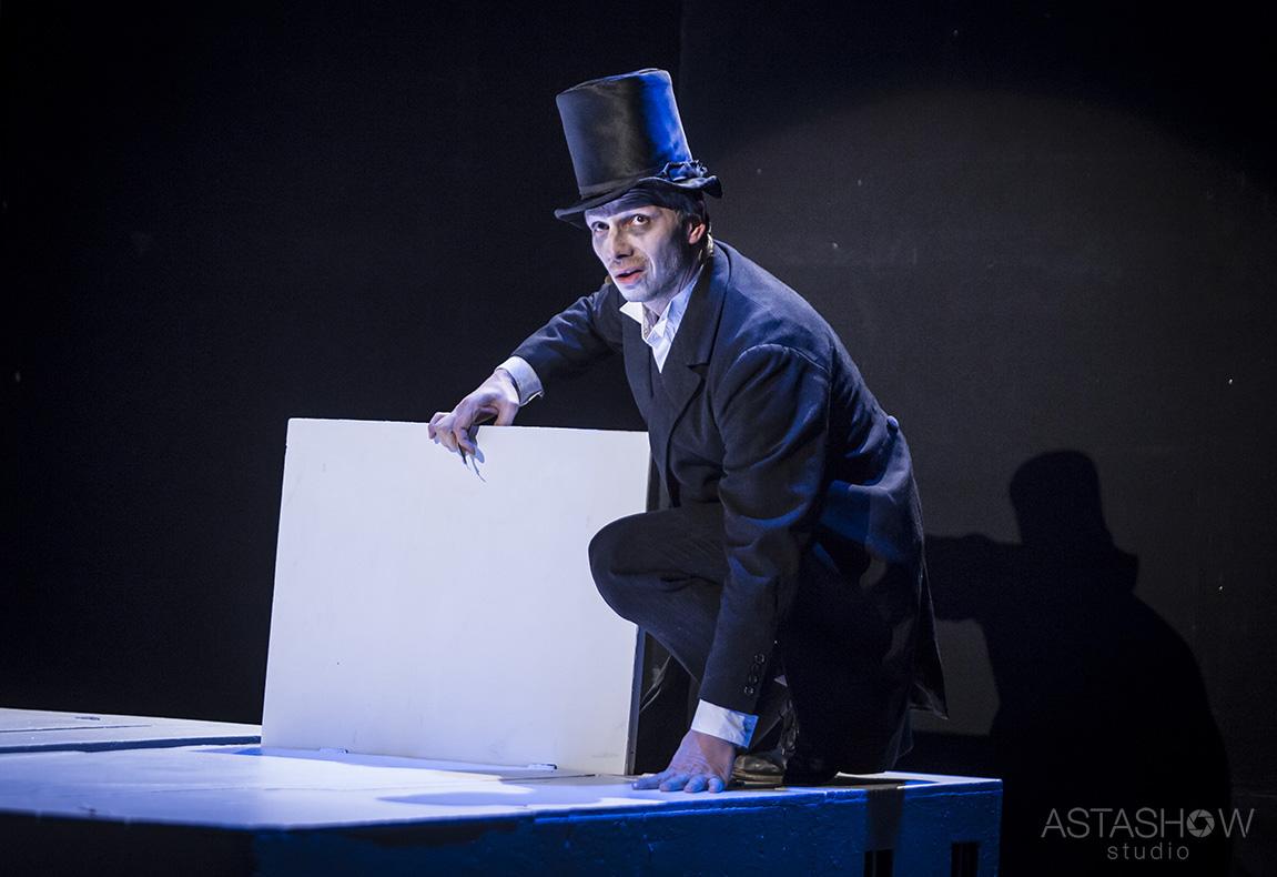 W poszukiwaniu miłości Jakob i leindental Teatr Tu i teraz (3)
