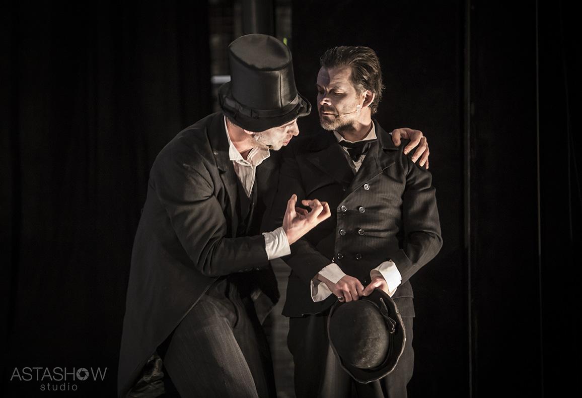 W poszukiwaniu miłości Jakob i leindental Teatr Tu i teraz (30)