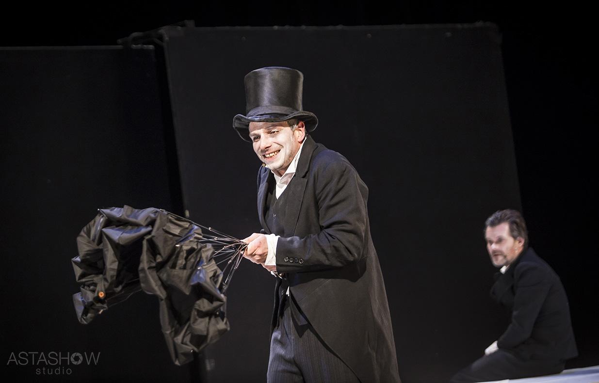 W poszukiwaniu miłości Jakob i leindental Teatr Tu i teraz (34)