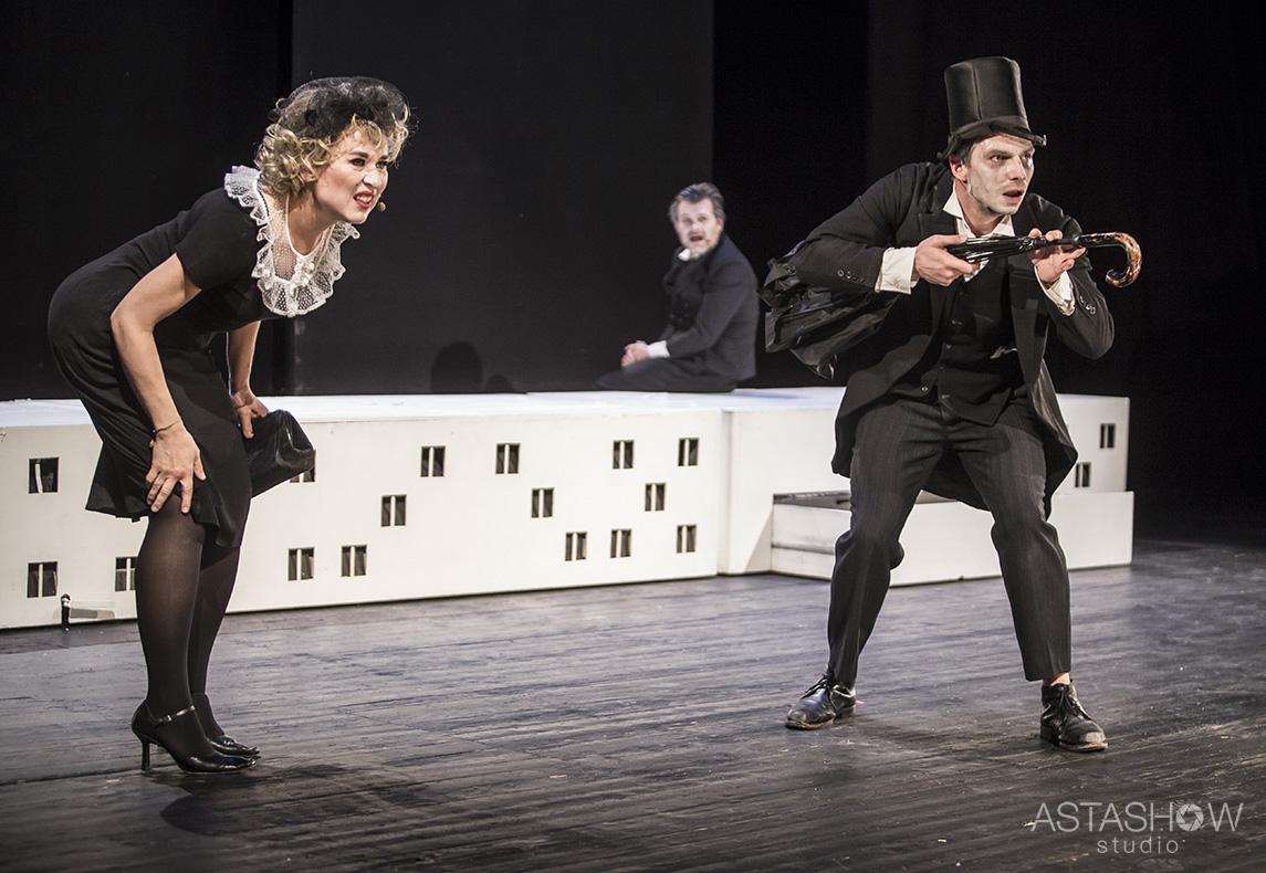 W poszukiwaniu miłości Jakob i leindental Teatr Tu i teraz (35)
