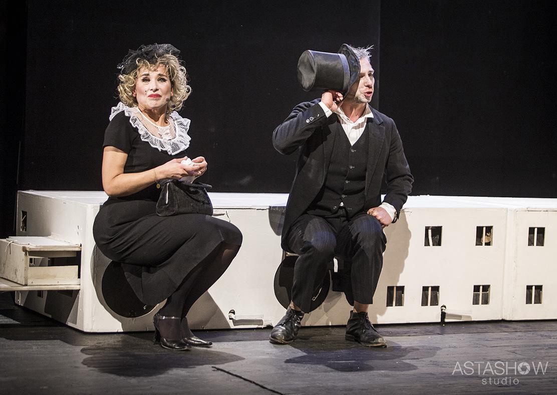 W poszukiwaniu miłości Jakob i leindental Teatr Tu i teraz (36)