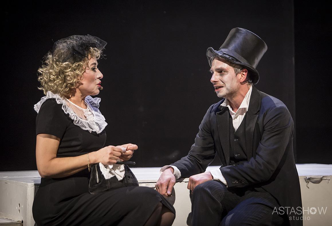 W poszukiwaniu miłości Jakob i leindental Teatr Tu i teraz (38)