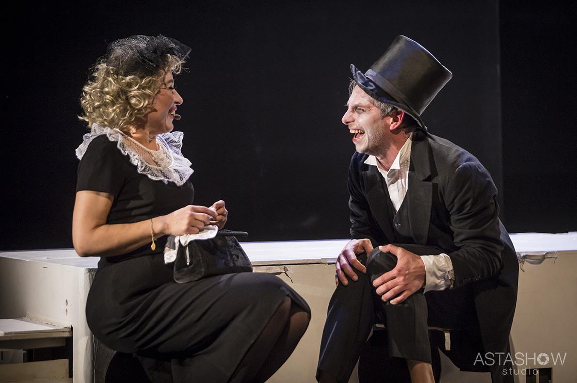 W poszukiwaniu miłości Jakob i leindental Teatr Tu i teraz (40)