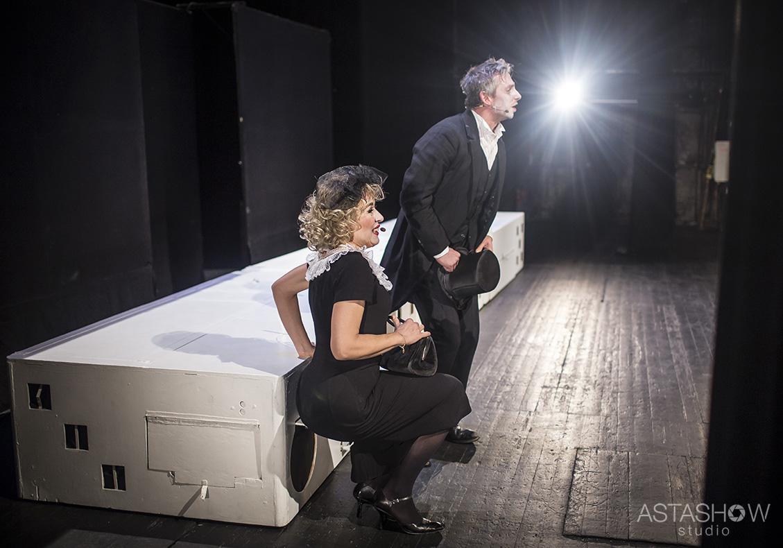 W poszukiwaniu miłości Jakob i leindental Teatr Tu i teraz (40a)