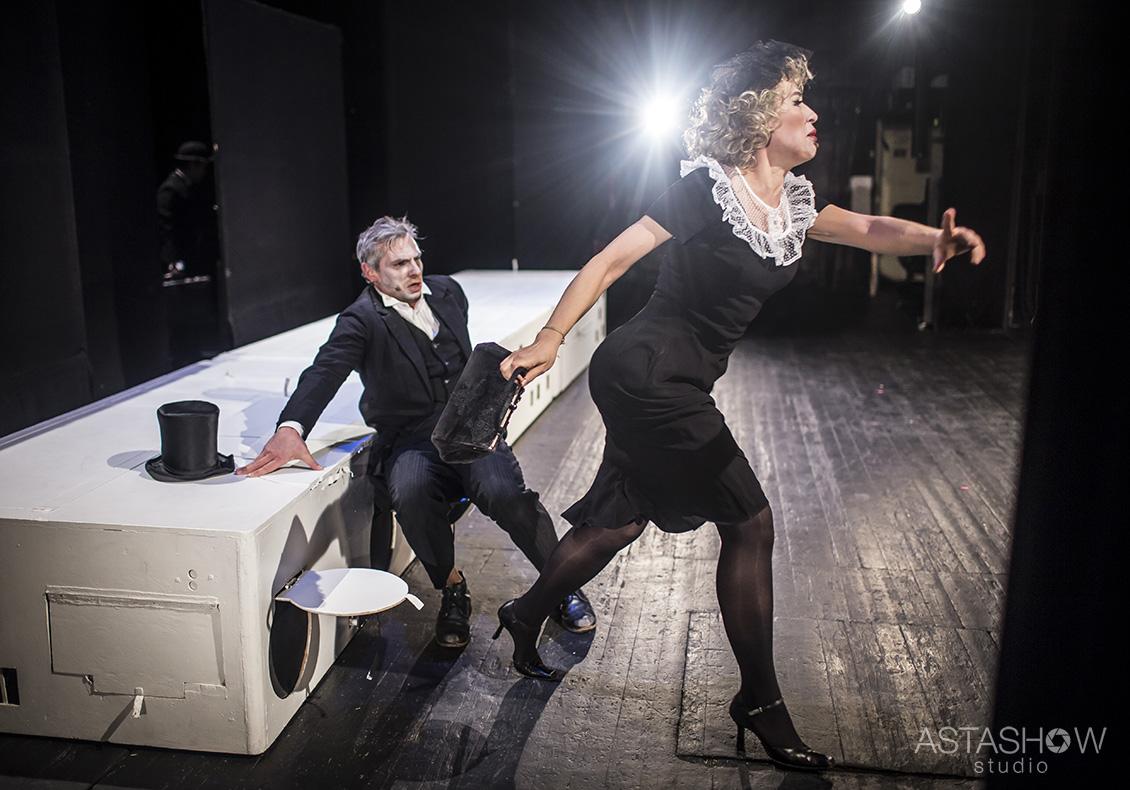 W poszukiwaniu miłości Jakob i leindental Teatr Tu i teraz (40b)