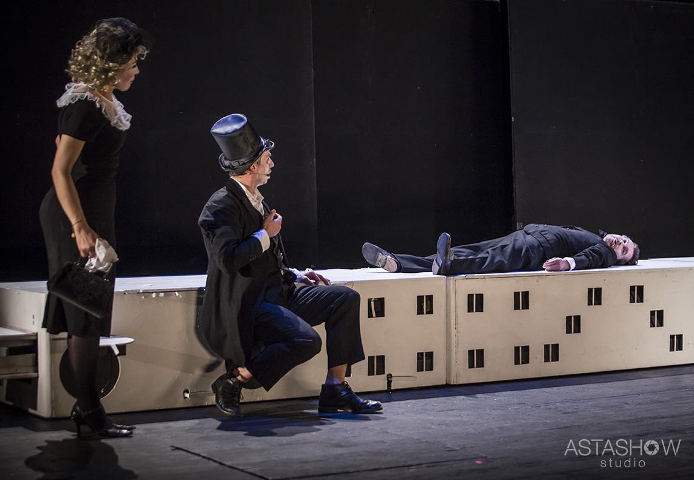 W poszukiwaniu miłości Jakob i leindental Teatr Tu i teraz (42)