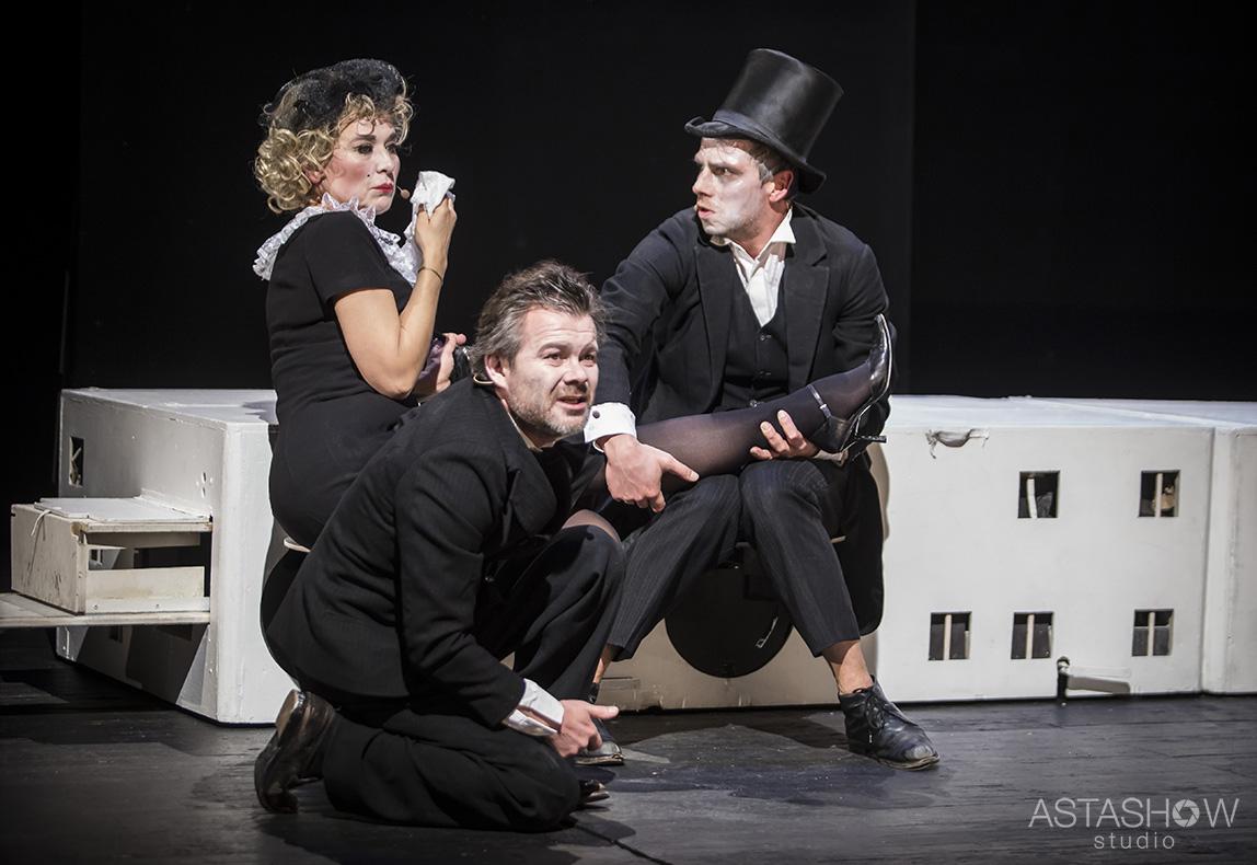 W poszukiwaniu miłości Jakob i leindental Teatr Tu i teraz (44)