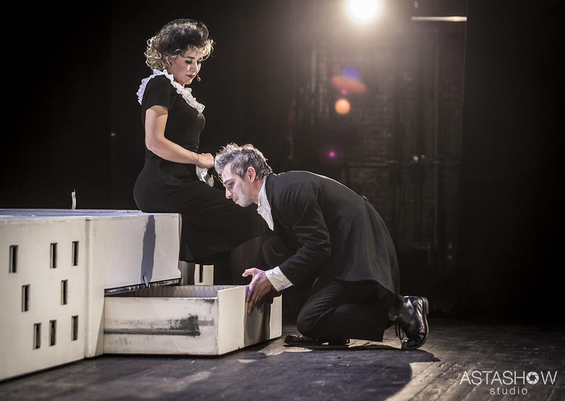 W poszukiwaniu miłości Jakob i leindental Teatr Tu i teraz (52)