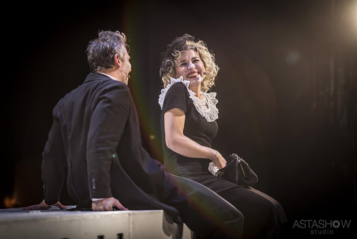 W poszukiwaniu miłości Jakob i leindental Teatr Tu i teraz (54)
