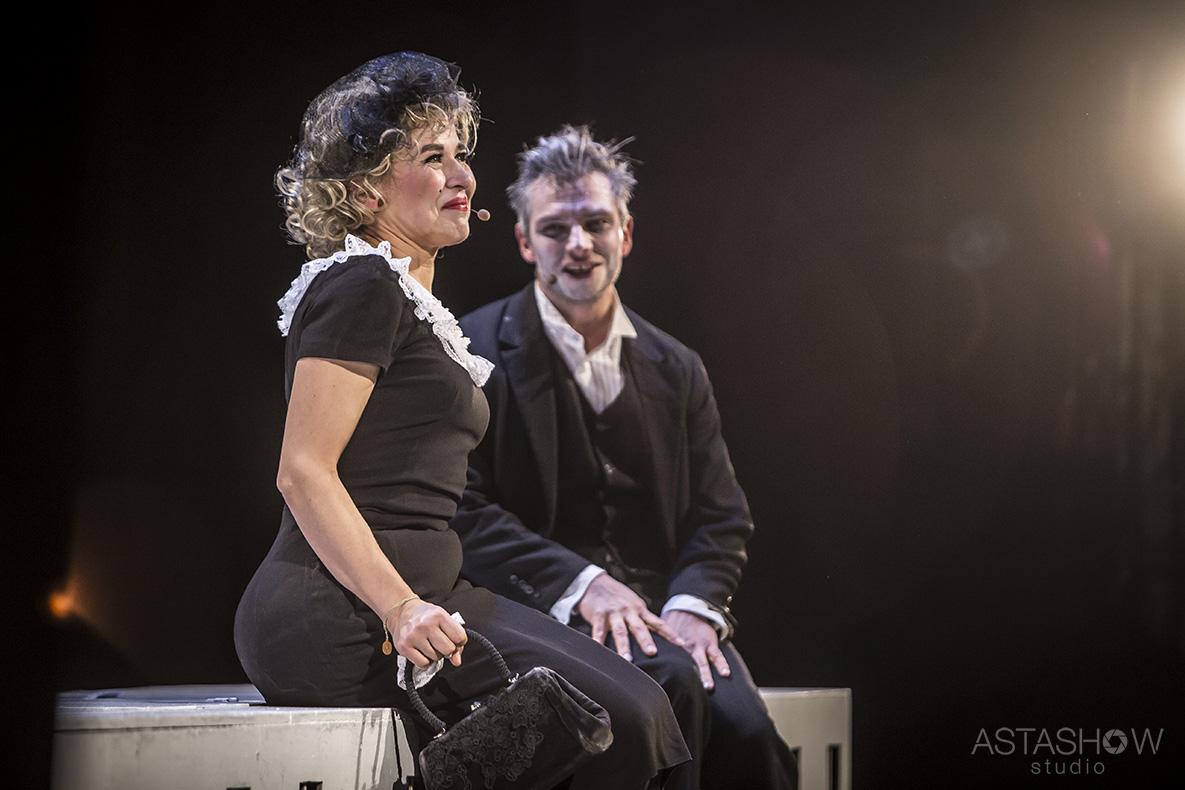 W poszukiwaniu miłości Jakob i leindental Teatr Tu i teraz (56)