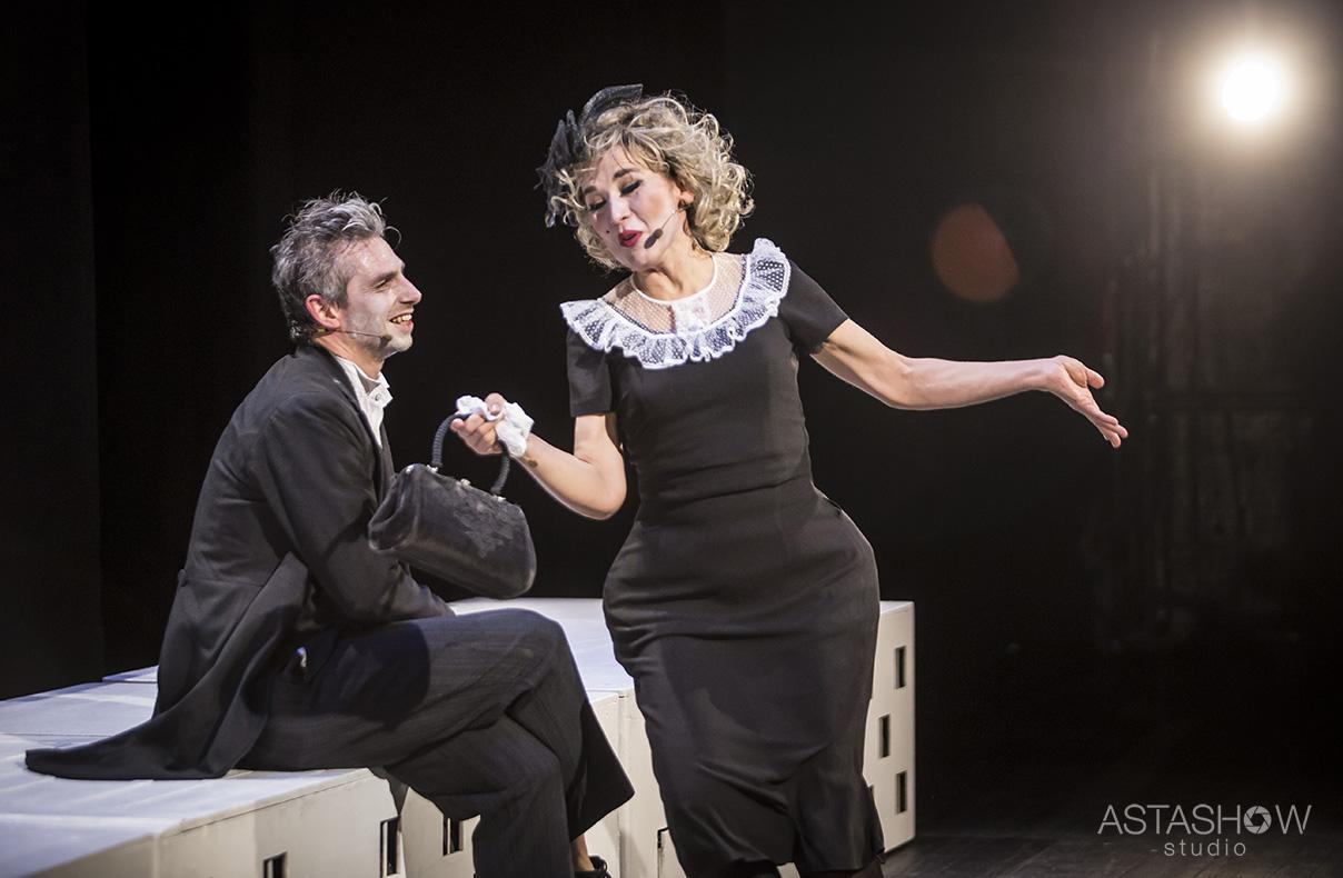W poszukiwaniu miłości Jakob i leindental Teatr Tu i teraz (58)