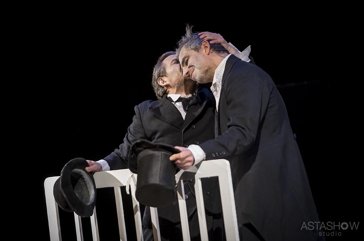 W poszukiwaniu miłości Jakob i leindental Teatr Tu i teraz (6)
