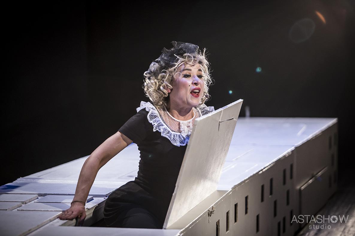 W poszukiwaniu miłości Jakob i leindental Teatr Tu i teraz (60)