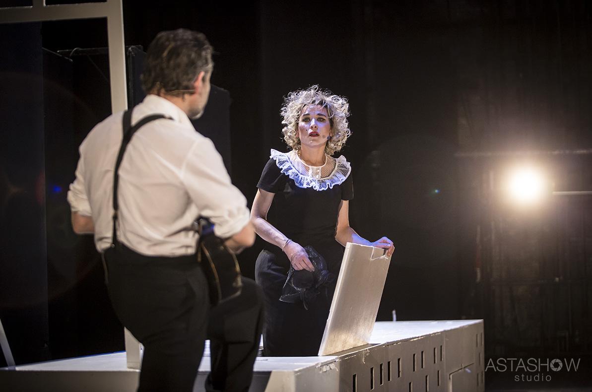 W poszukiwaniu miłości Jakob i leindental Teatr Tu i teraz (63)