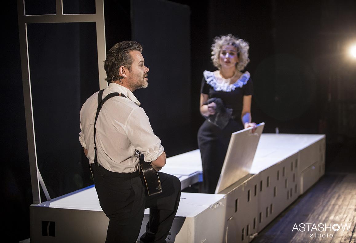W poszukiwaniu miłości Jakob i leindental Teatr Tu i teraz (64)
