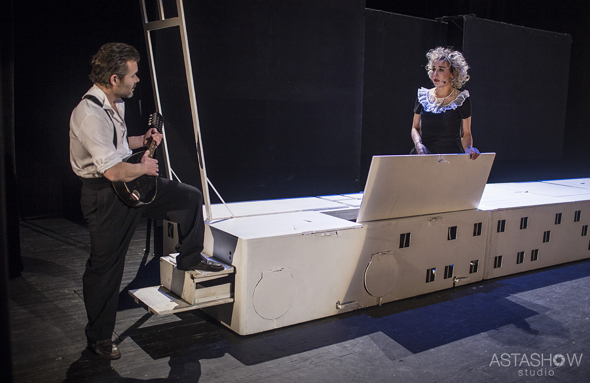 W poszukiwaniu miłości Jakob i leindental Teatr Tu i teraz (64a)