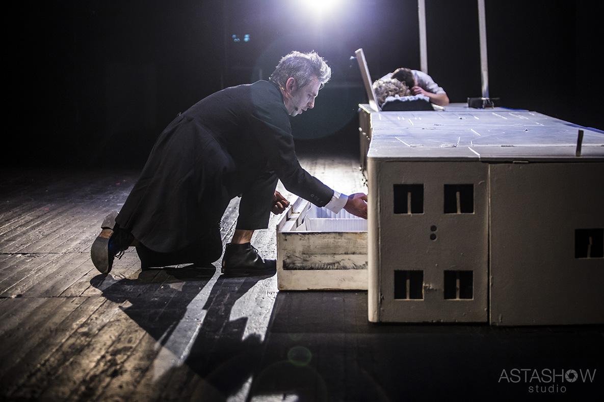 W poszukiwaniu miłości Jakob i leindental Teatr Tu i teraz (65)
