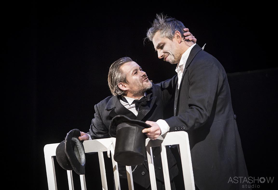 W poszukiwaniu miłości Jakob i leindental Teatr Tu i teraz (7)