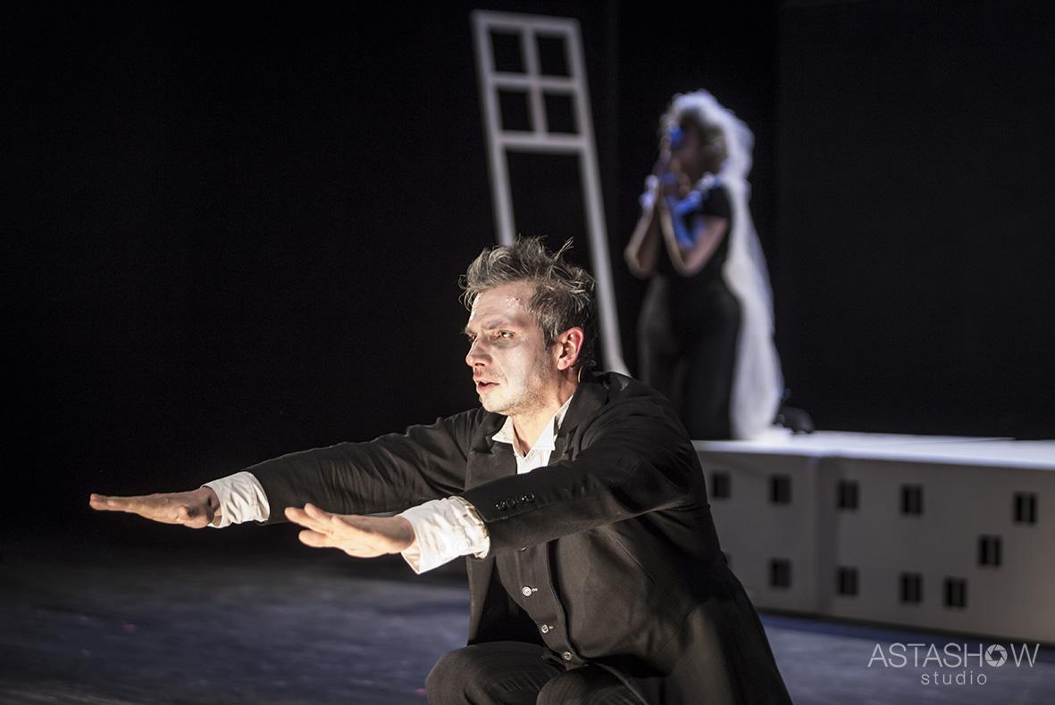 W poszukiwaniu miłości Jakob i leindental Teatr Tu i teraz (70)