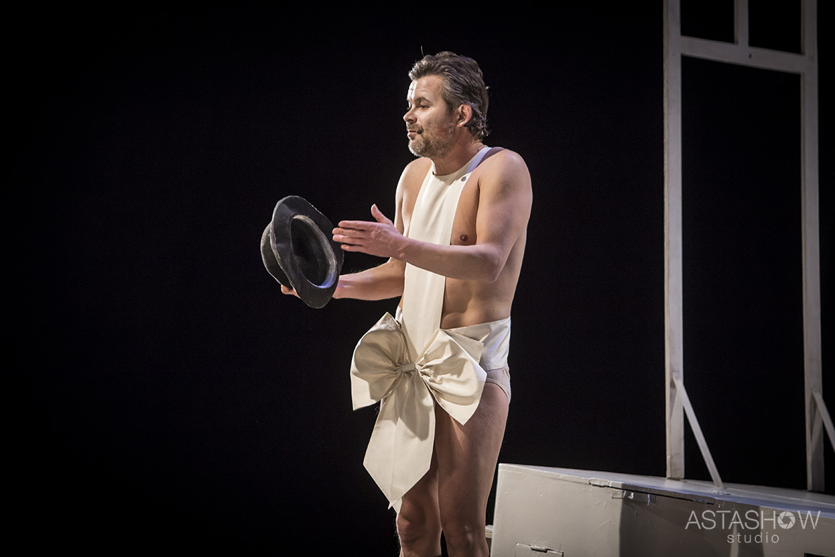 W poszukiwaniu miłości Jakob i leindental Teatr Tu i teraz (76)