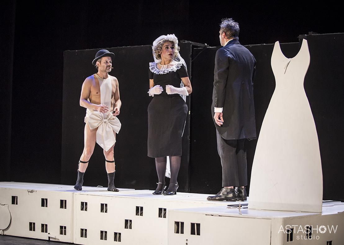 W poszukiwaniu miłości Jakob i leindental Teatr Tu i teraz (77)