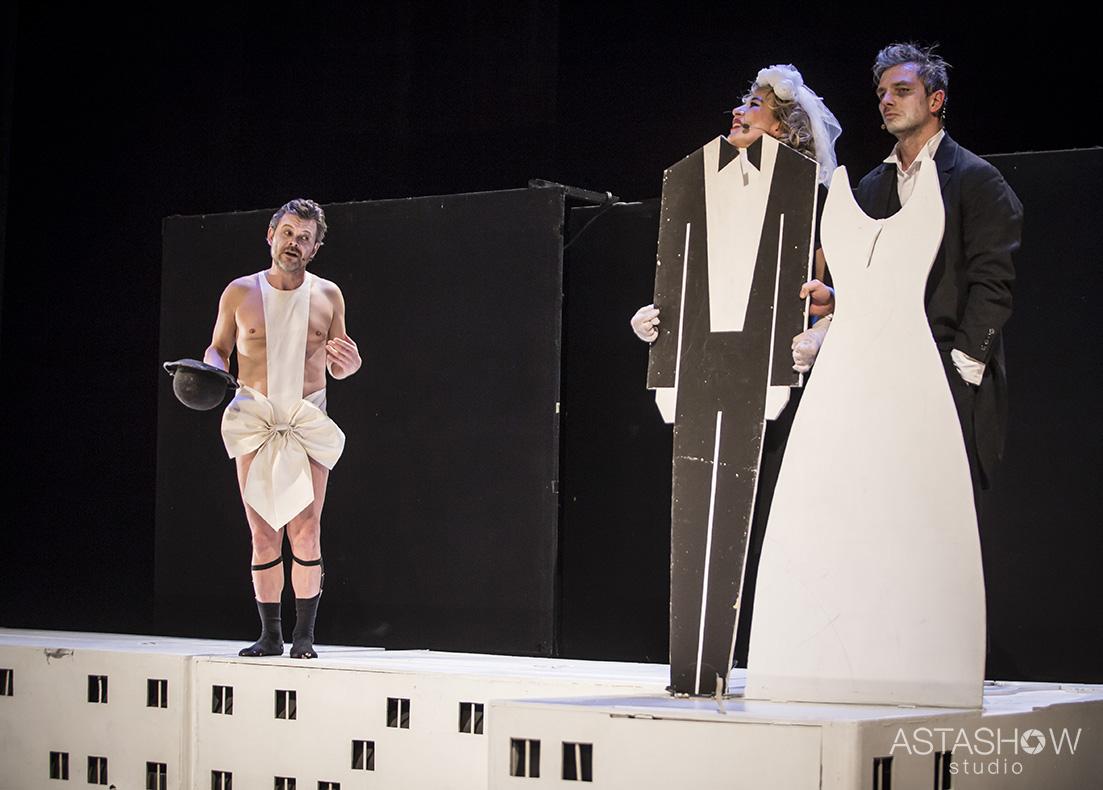 W poszukiwaniu miłości Jakob i leindental Teatr Tu i teraz (78)