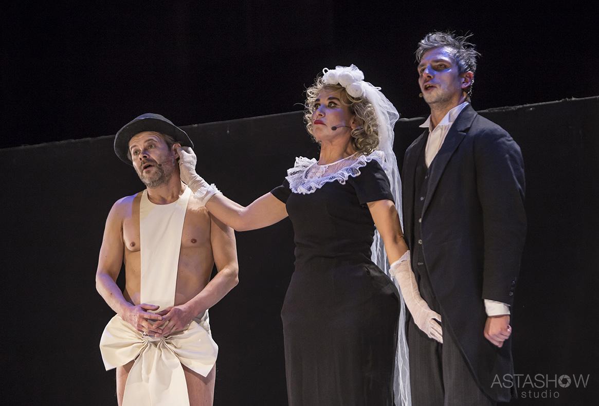 W poszukiwaniu miłości Jakob i leindental Teatr Tu i teraz (79)