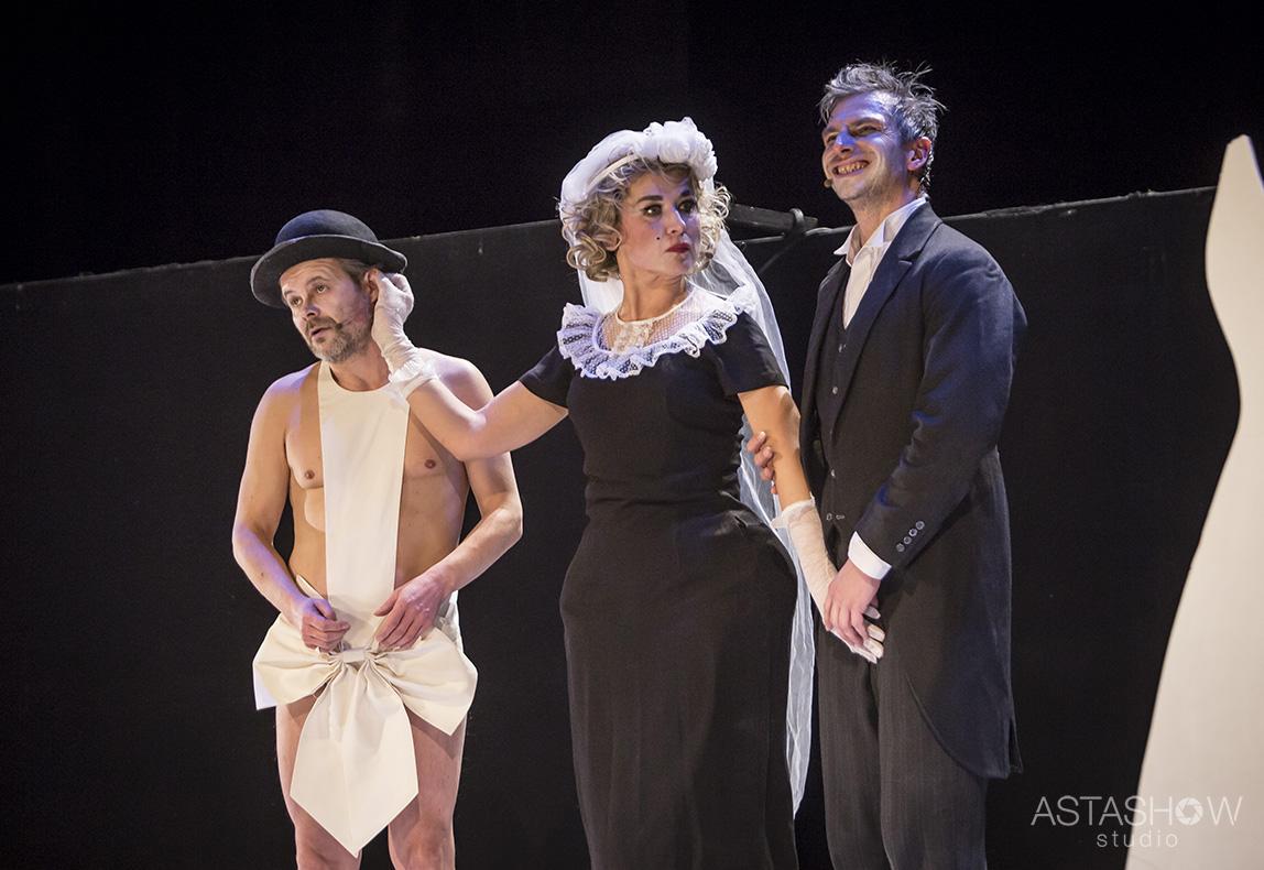 W poszukiwaniu miłości Jakob i leindental Teatr Tu i teraz (80)