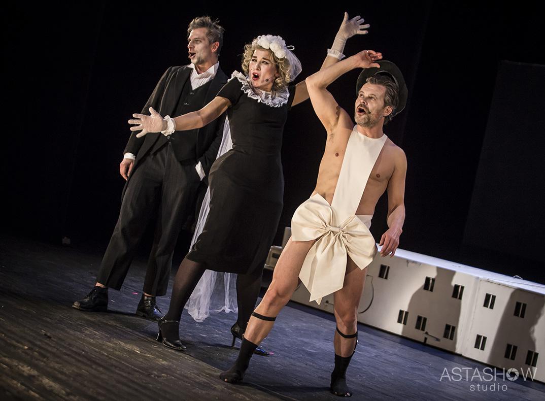 W poszukiwaniu miłości Jakob i leindental Teatr Tu i teraz (83)