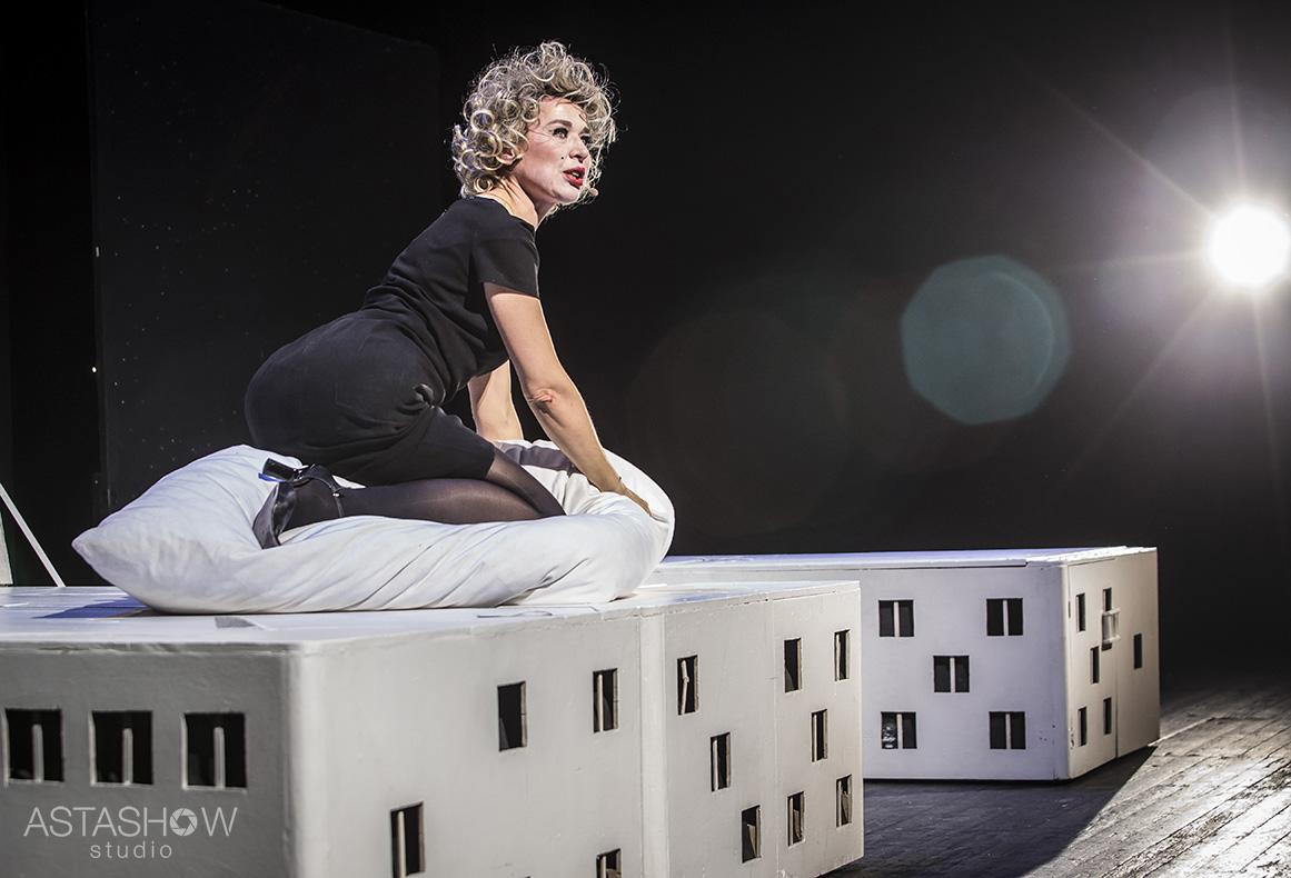 W poszukiwaniu miłości Jakob i leindental Teatr Tu i teraz (84)