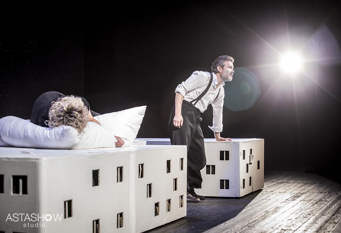 W poszukiwaniu miłości Jakob i leindental Teatr Tu i teraz (86)