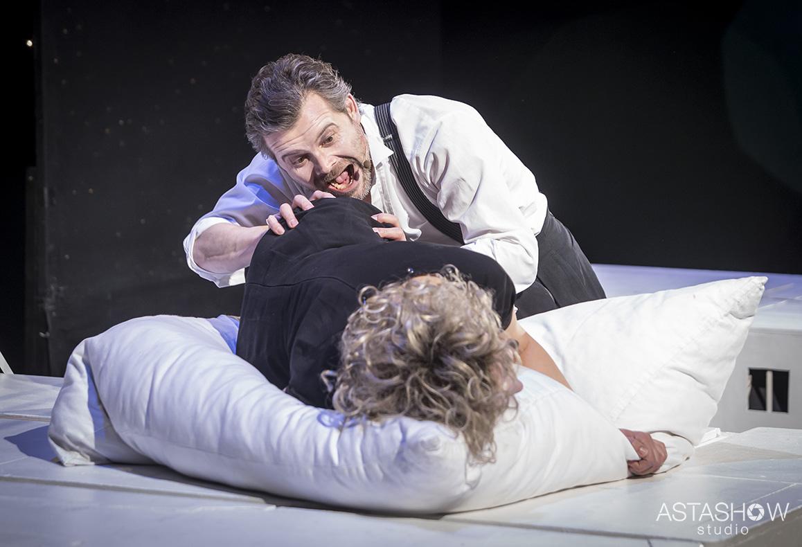 W poszukiwaniu miłości Jakob i leindental Teatr Tu i teraz (87)