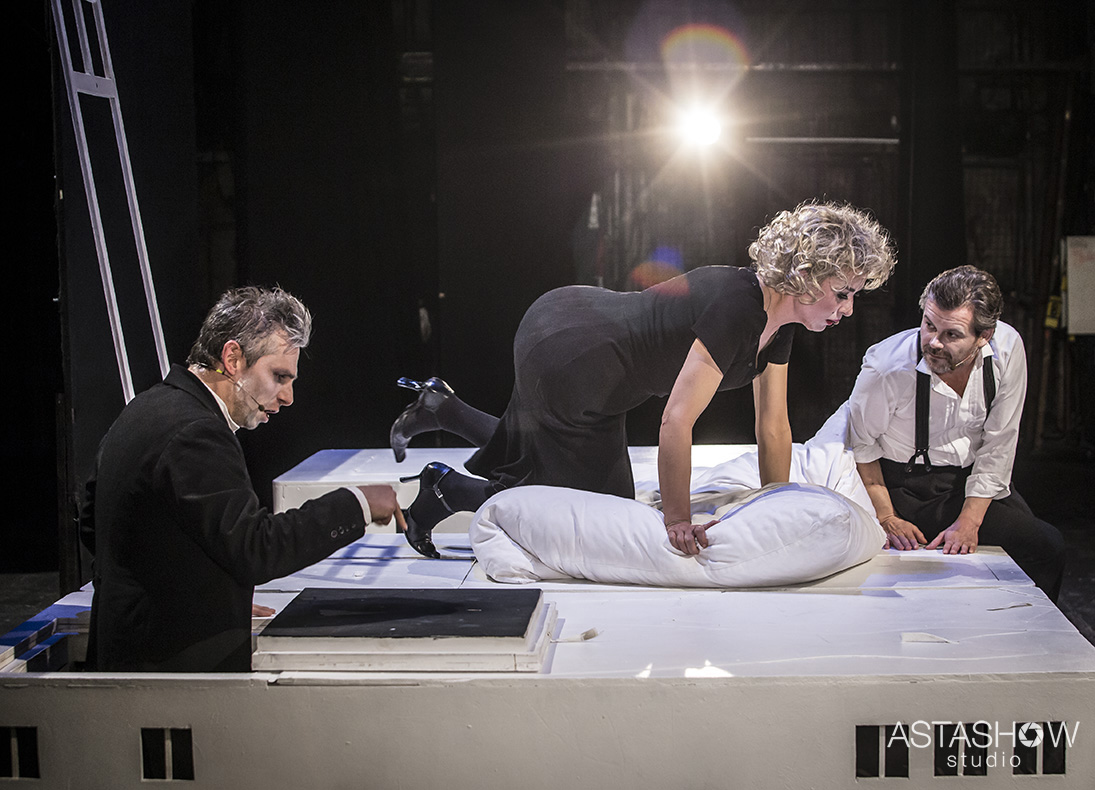 W poszukiwaniu miłości Jakob i leindental Teatr Tu i teraz (88)