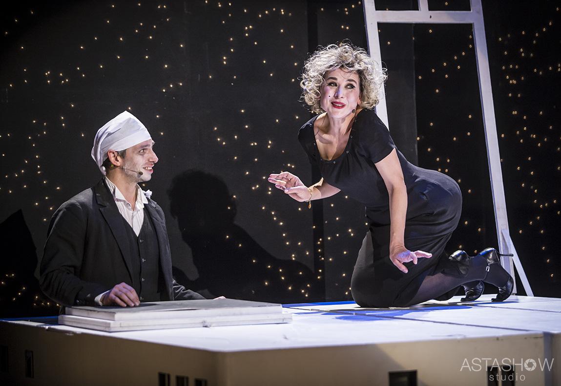 W poszukiwaniu miłości Jakob i leindental Teatr Tu i teraz (91)