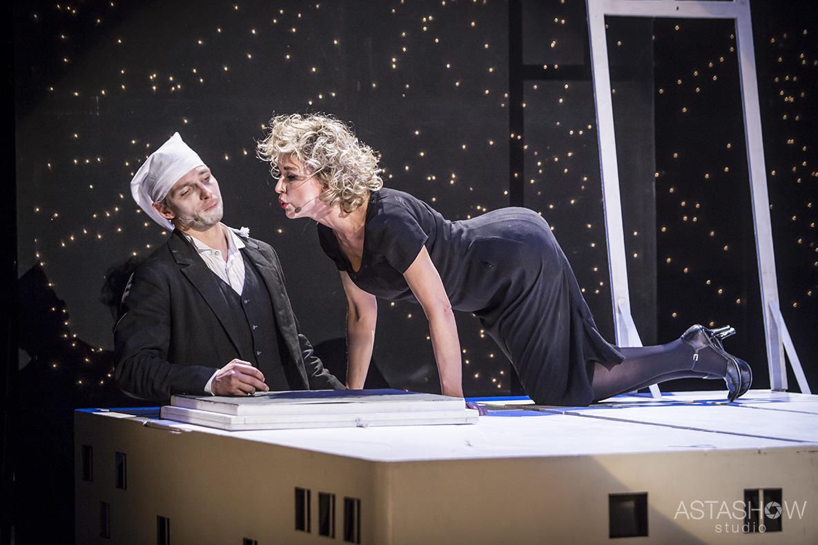 W poszukiwaniu miłości Jakob i leindental Teatr Tu i teraz (92)