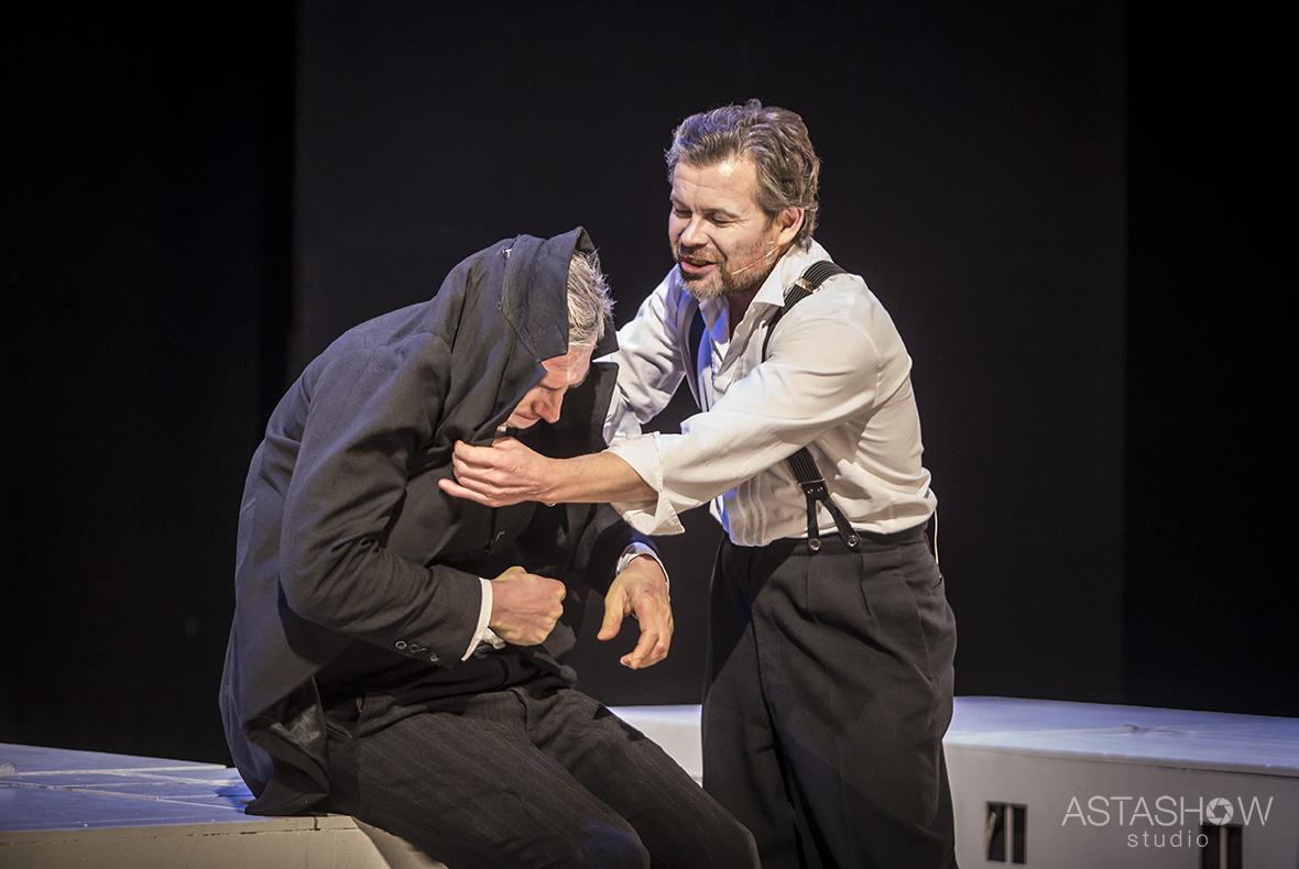 W poszukiwaniu miłości Jakob i leindental Teatr Tu i teraz (94)