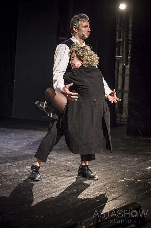 W poszukiwaniu miłości Jakob i leindental Teatr Tu i teraz (97)