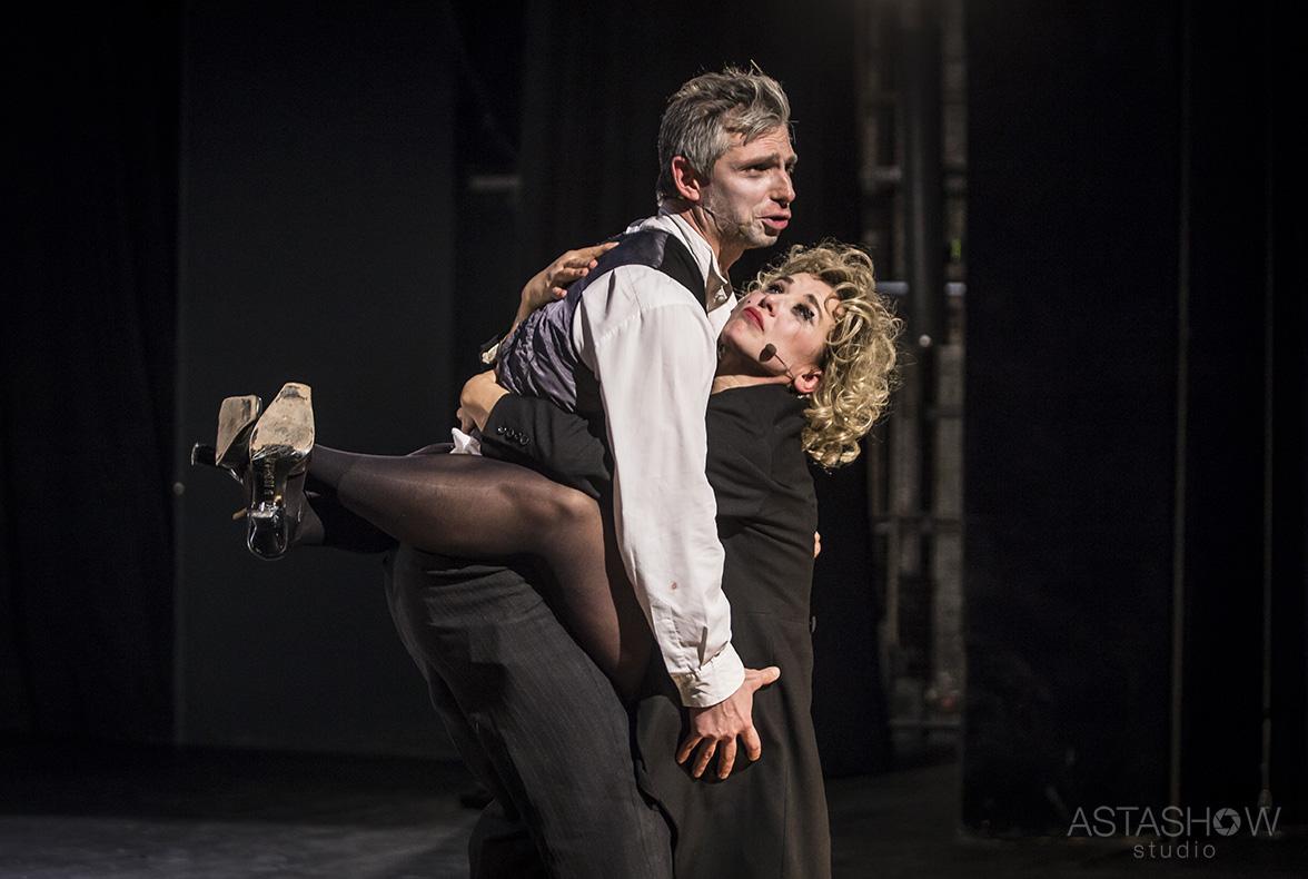 W poszukiwaniu miłości Jakob i leindental Teatr Tu i teraz (98)